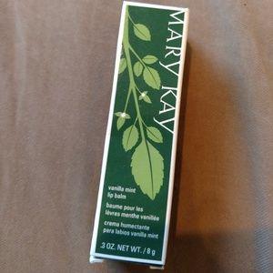 Mary Kay vanilla mint lip balm